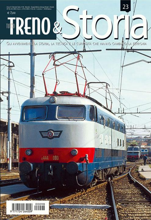 Tutto treno & Storia - n. 23