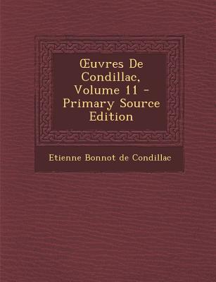 Uvres de Condillac, Volume 11