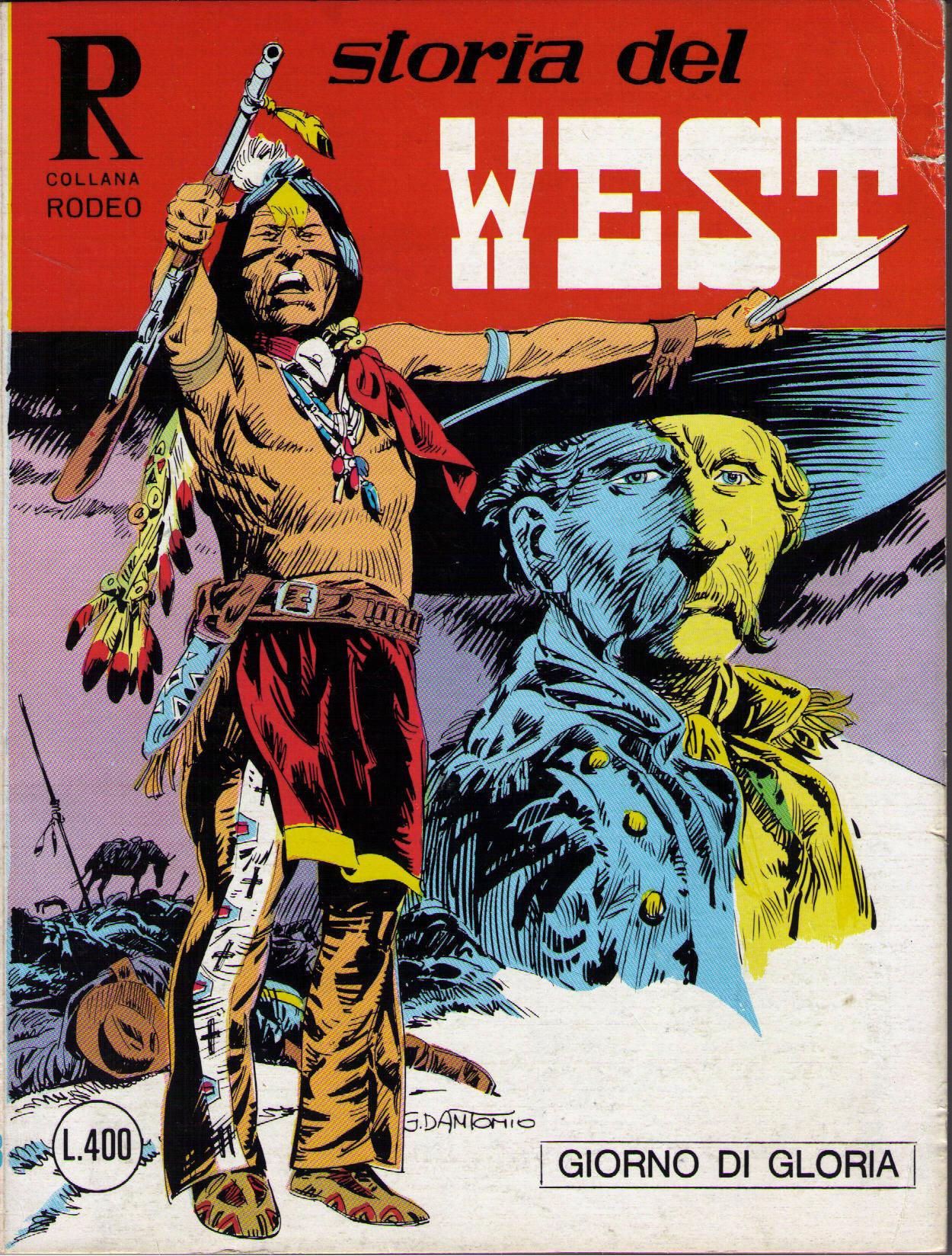 Storia del West n. 58 (Collana Rodeo n. 138)