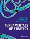 Fundamentals of Strategy with MyStrategyLab
