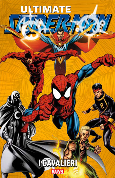 Ultimate Spider-Man Collection Vol. 19