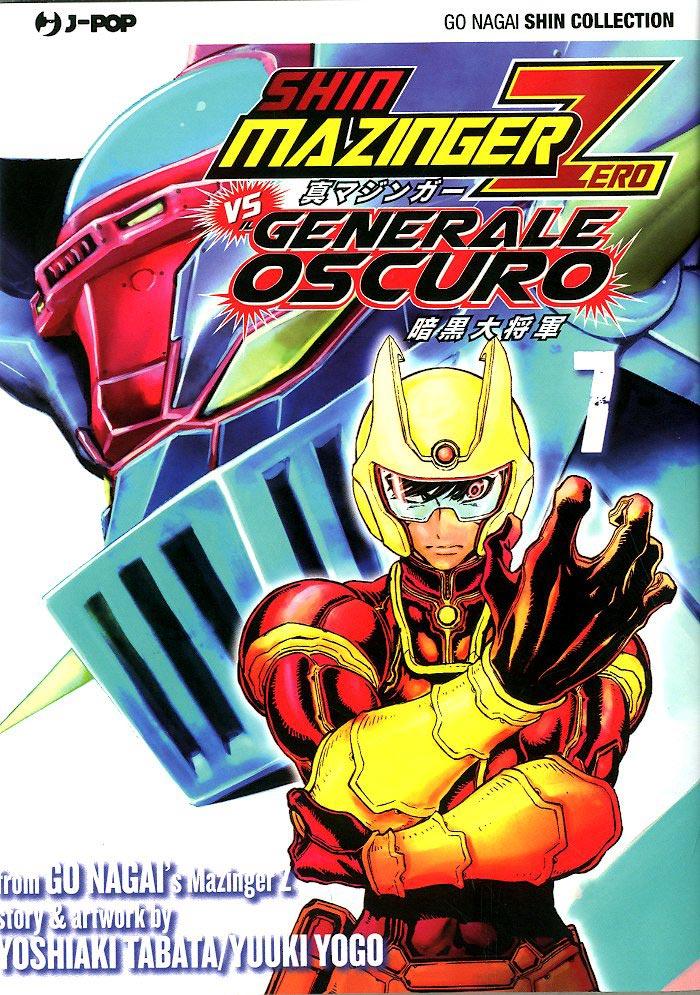 Shin Mazinger Zero Vs. Il Generale Oscuro vol. 7