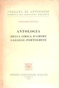 Antologia della liri...