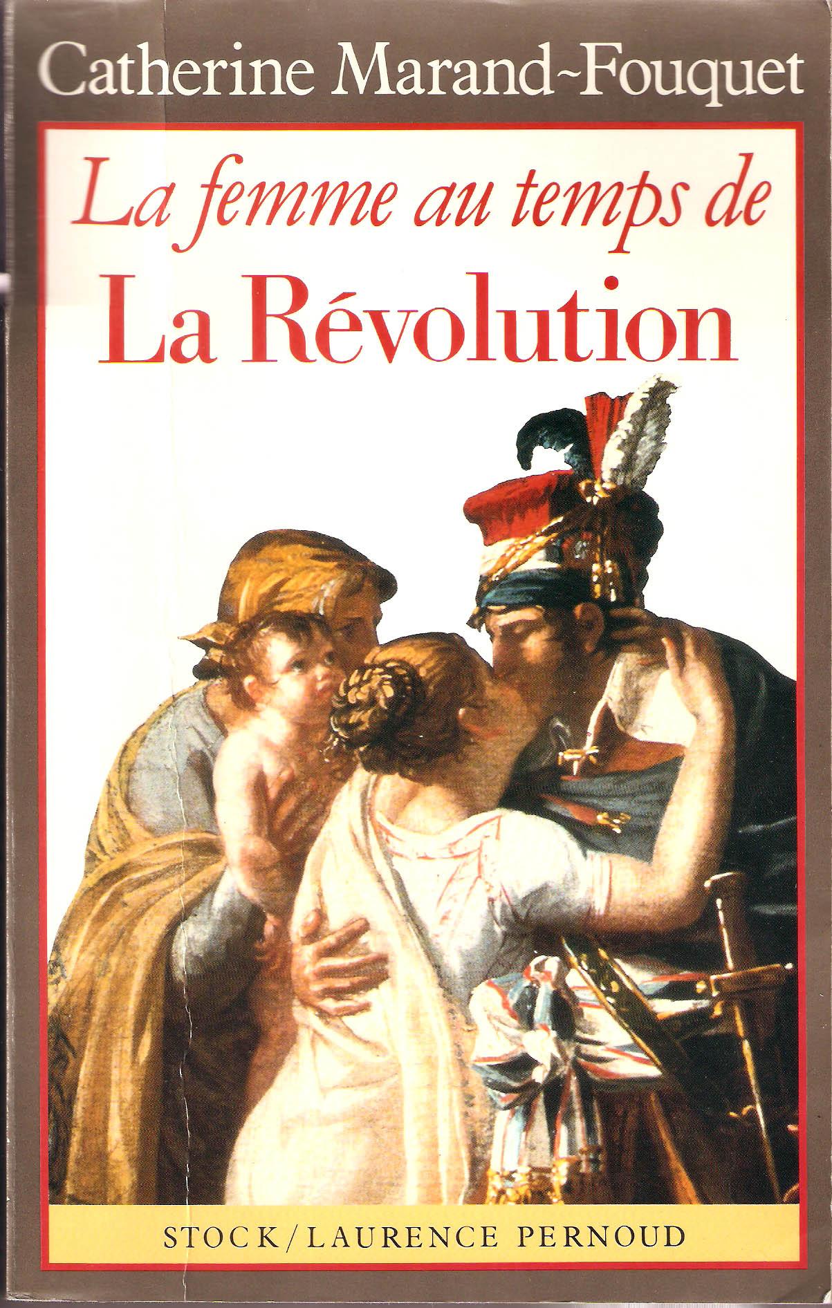 La femme au temps de la Révolution