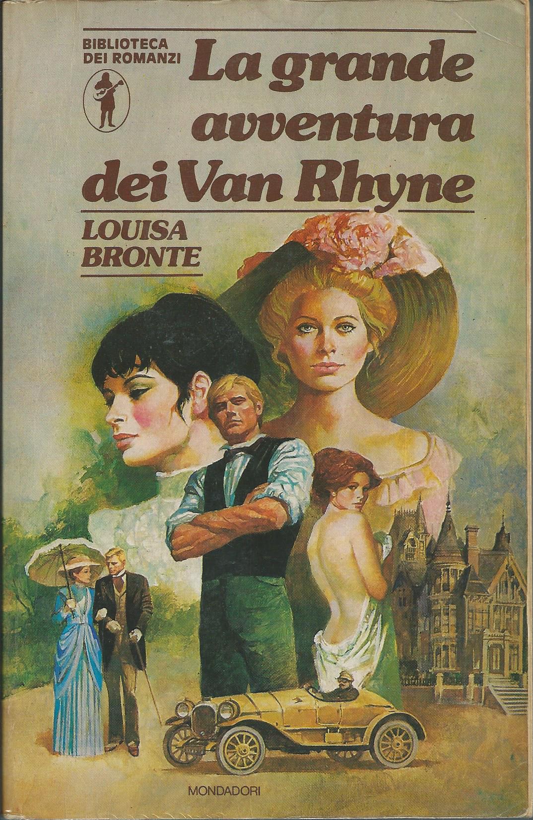 La grande avventura dei Van Rhyne