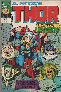 Il Mitico Thor n. 24