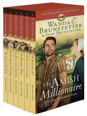 The Amish Millionaire Set