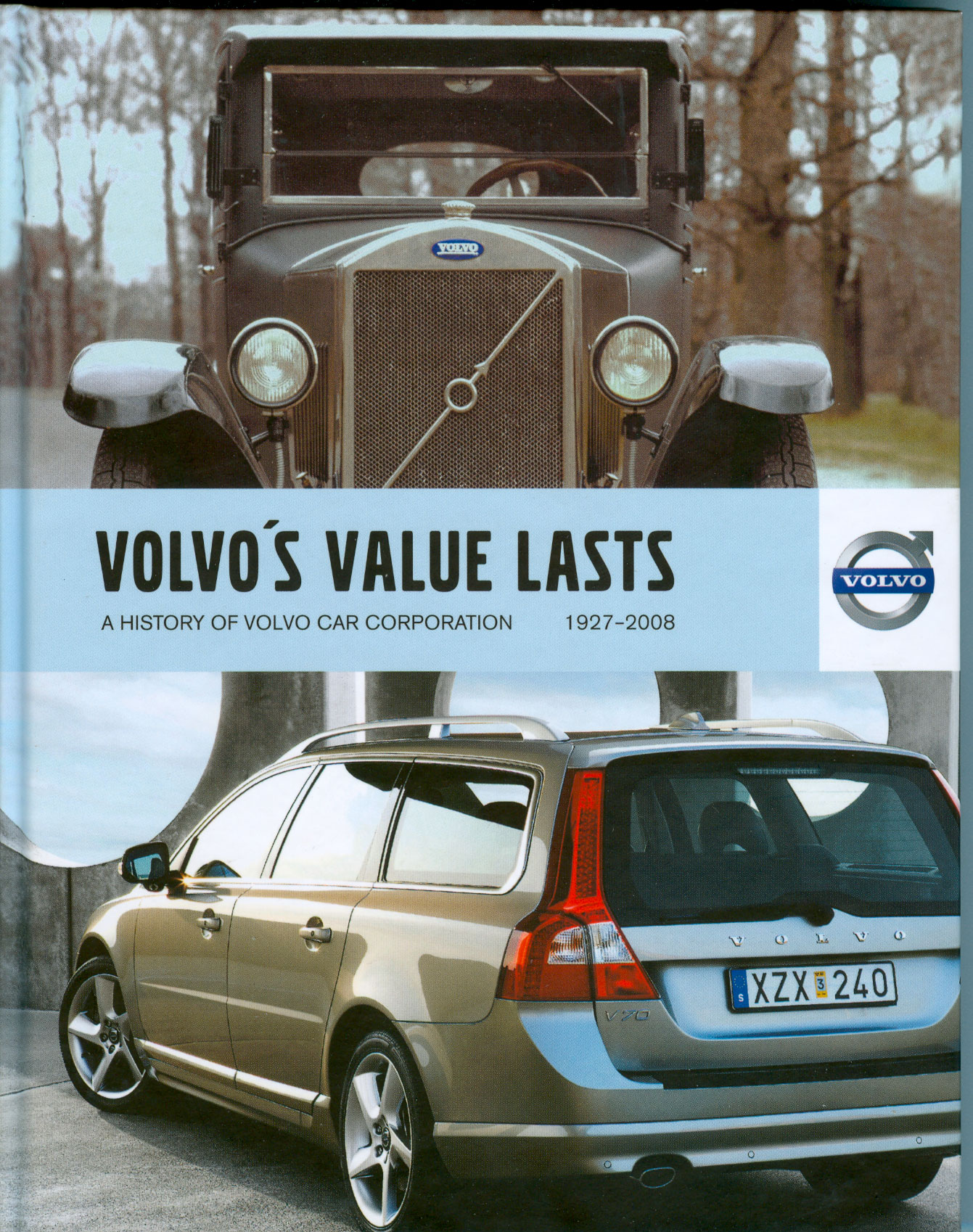 Volvo's value last