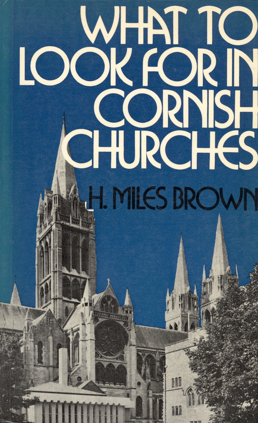 What to Look for in Cornish Churches