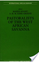 Pastoralists of the West African Savanna
