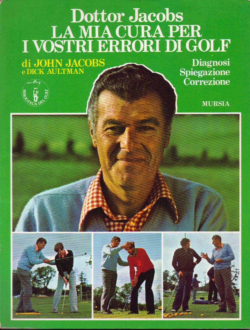 La mia cura per i vostri errori di golf