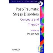 Post-Traumatic Stress Disorders