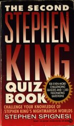 The Second Stephen King Quiz Book