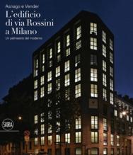 L'edificio di via Rossini a Milano