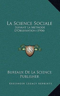 La Science Sociale