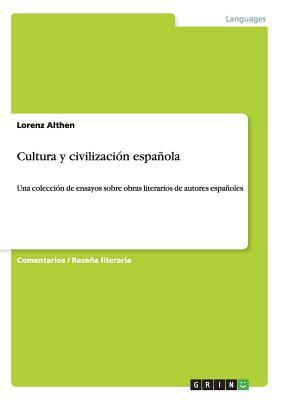 Cultura y civilización española