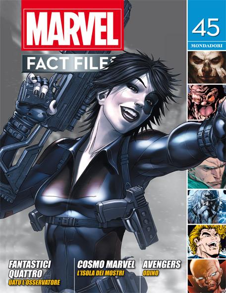 Marvel Fact Files n.24