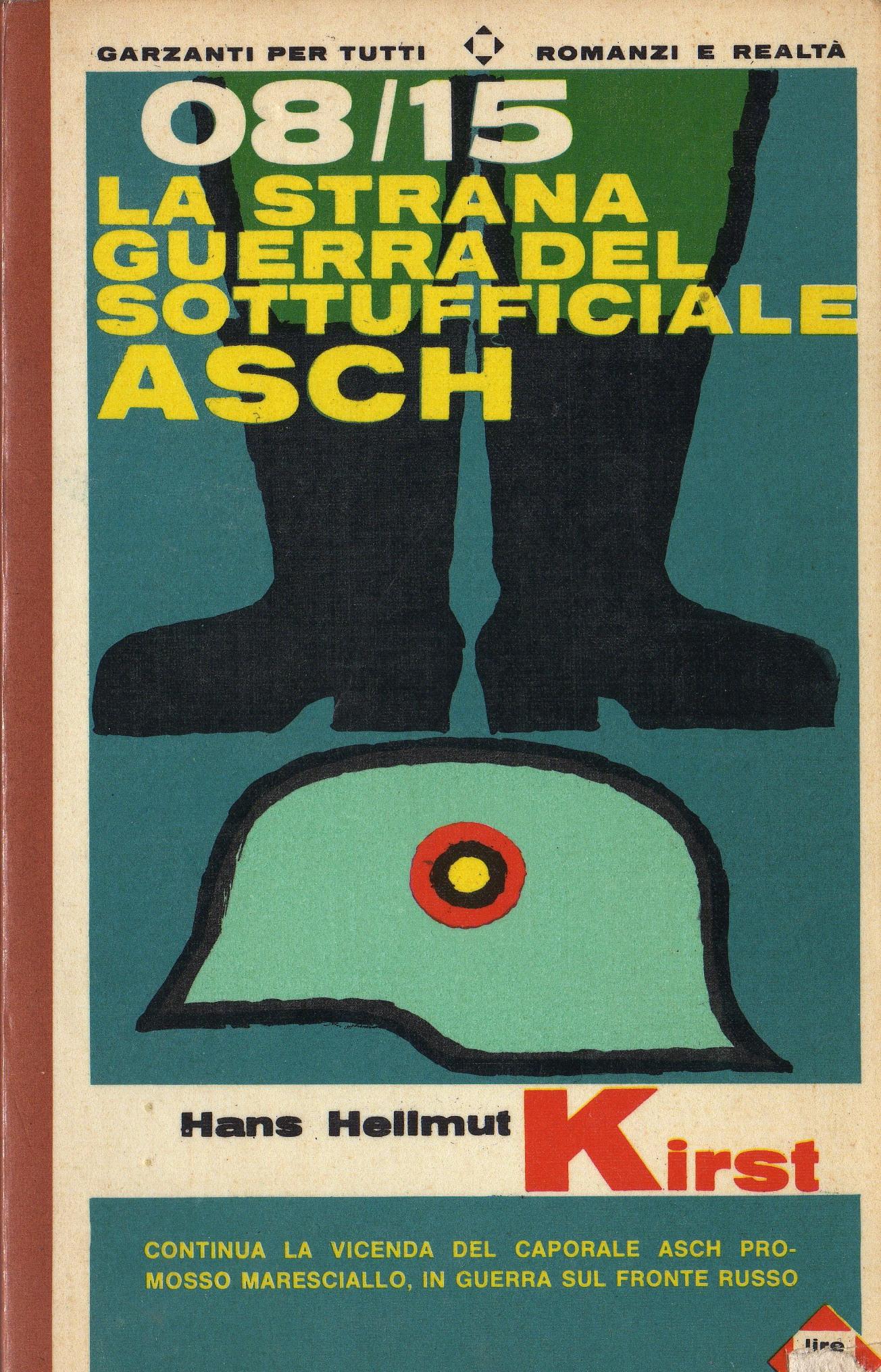 08/15 La strana guerra del sottufficiale Asch