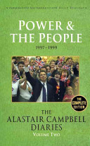 The Alastair Campbell Diaries: Volume Two
