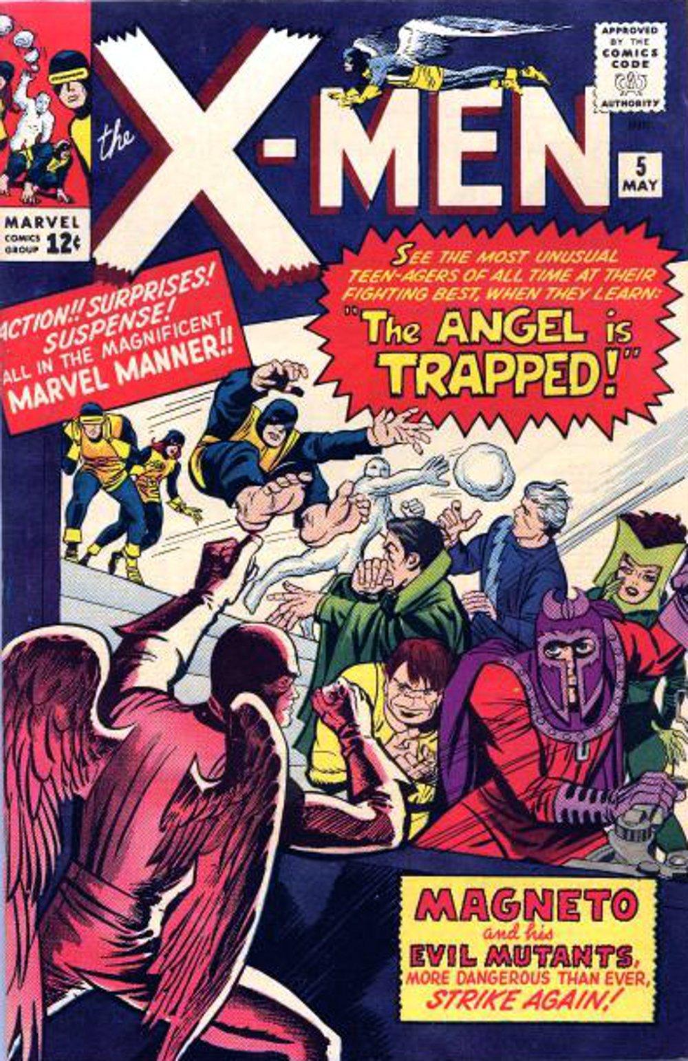 The X-Men Vol.1 #5
