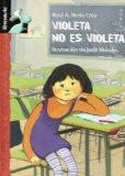 Violeta no es violet...