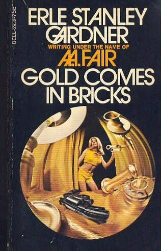 Gold Comes in Bricks