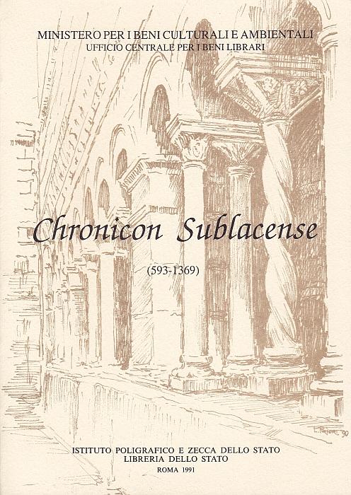 Chronicon Sublacense