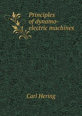 Principles of Dynamo-Electric Machines