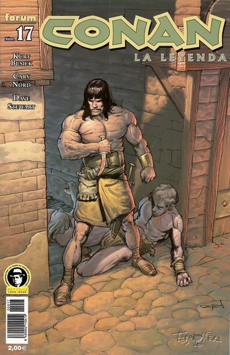 Conan: La leyenda #17