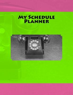My Schedule Planner