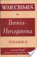 War crimes in Bosnia-Hercegovina