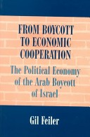 From boycott to economic cooperation