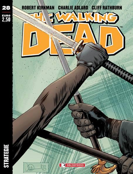 The Walking Dead n. 28