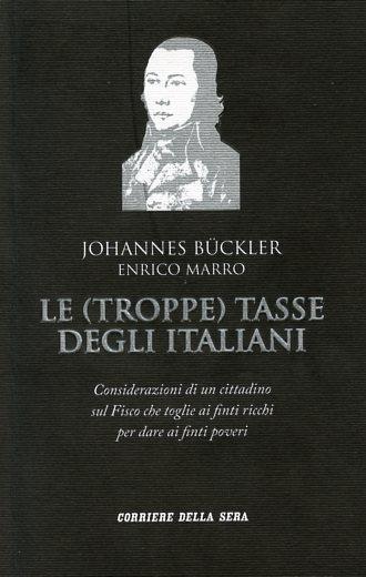Le (troppe) tasse degli italiani