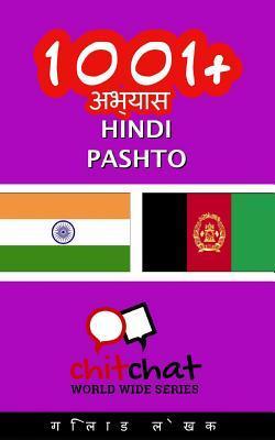 1001+ Exercises Hindi - Pashto
