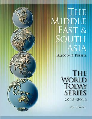The Middle East & South Asia 2015-2016