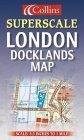 Superscale London Docklands Map