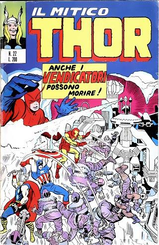 Il Mitico Thor n. 22