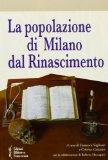 Popolazione di Milano dal Rinascimento