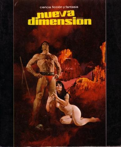 Nueva dimensión - 8...