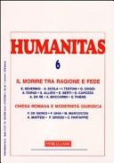 Humanitas (2009). Vol. 5: Il morire tra ragione e fede. Chiesa romana e modernità.