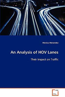 An Analysis of Hov Lanes