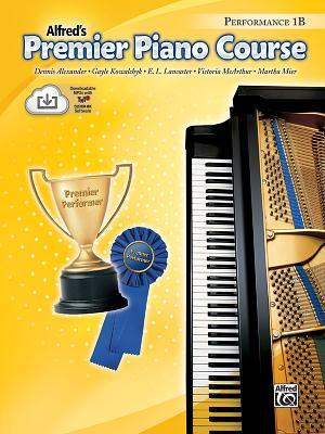 Premier Piano Course Performance 1b