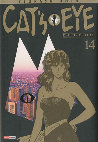 Cat's Eye, Tome 14