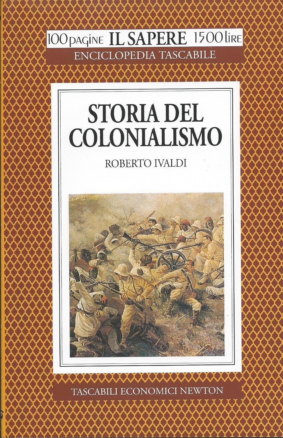 Storia del colonialismo