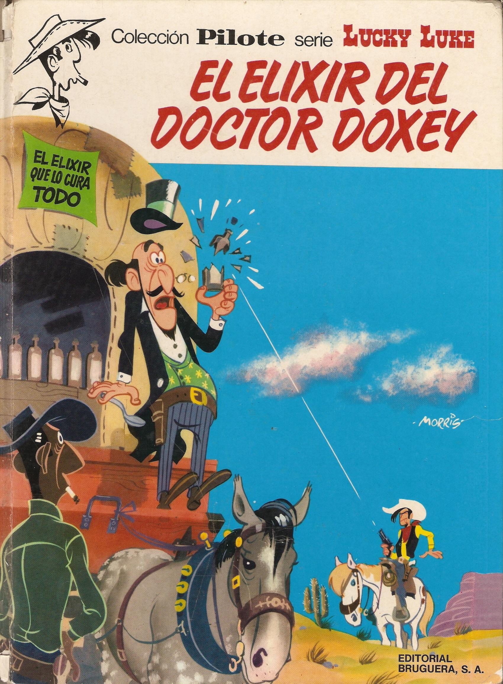 El elixir del Doctor Doxey
