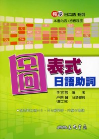 圖表式日語助詞