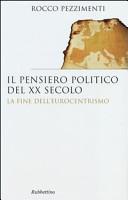 Il pensiero politico del XX secolo