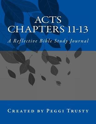 Acts, Chapters 11-13