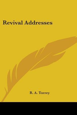 Revival Addresses